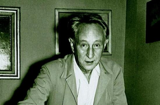 Bohuslav Martinů vpracovně