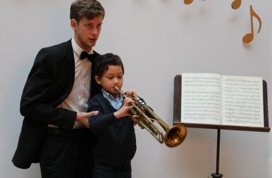 Malý trumpetista