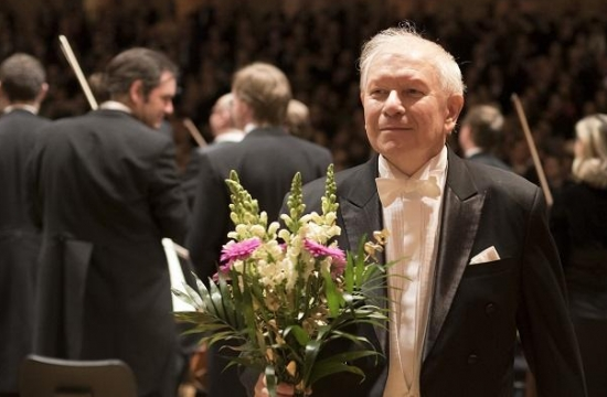 Koncert ke120.výročí České filharmonie vlednu 2016