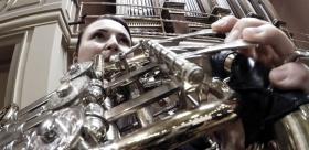 Záznam koncertu České filharmonie prostřednictvím 24 GoPro kamer