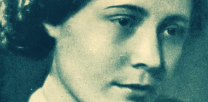 Portrét dirigentky a skladatelky Vítězslavy Kaprálové (1915-1940)