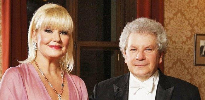 Karita Mattila a Jiří Bělohlávek