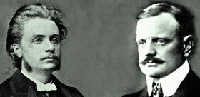 Edvard Grieg a Jean Sibelius