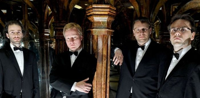 Zemlinského kvarteto | Foto: Tomáš Bican