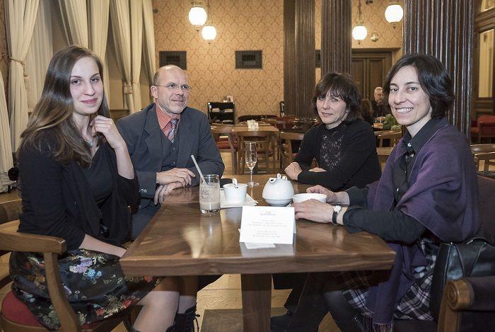 Jana Zurinková, Michaela Zurinková, Janečkovi| Foto Petra Hajská